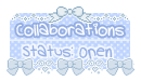 +[F2U] Collaboration: open+