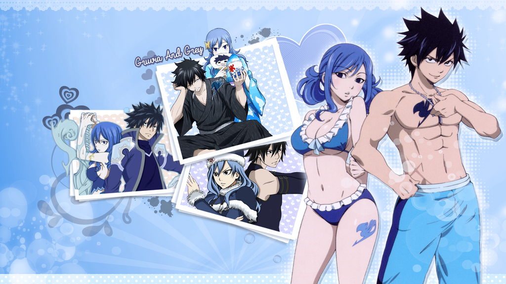 gray and juvia relationship with god