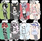 +Spooky Halloween cuties [CLOSED] (0/8)+