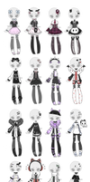 +Outfit Adoptable Mix 20 [CLOSED] +