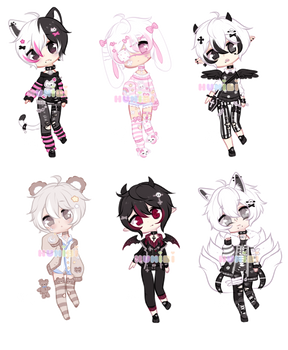 +Mixed chibi boy adopts [CLOSED] (0/6)+
