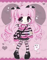 +Pink vampire adopt [CLOSED]+