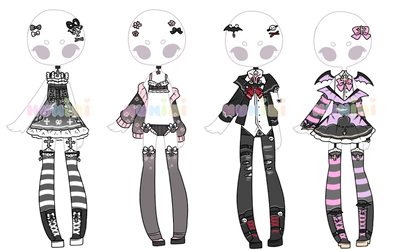 +Outfit adopts (1/4) [OPEN]+