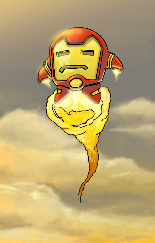 Iron Kirby by soulrailer on DeviantArt