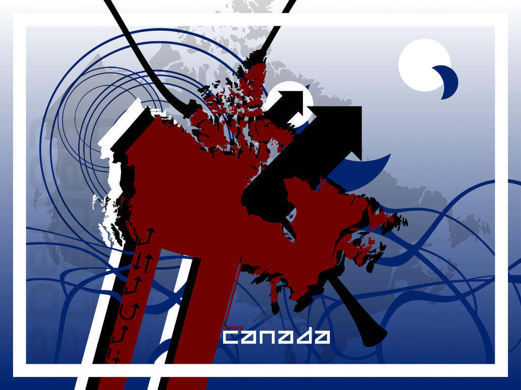 Canada by SequelPolice