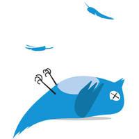 Twitter is Dead by tattooedtees