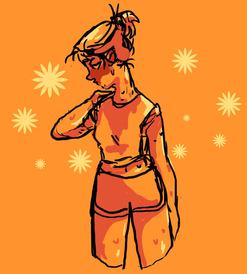 Summer by hadesunderpants
