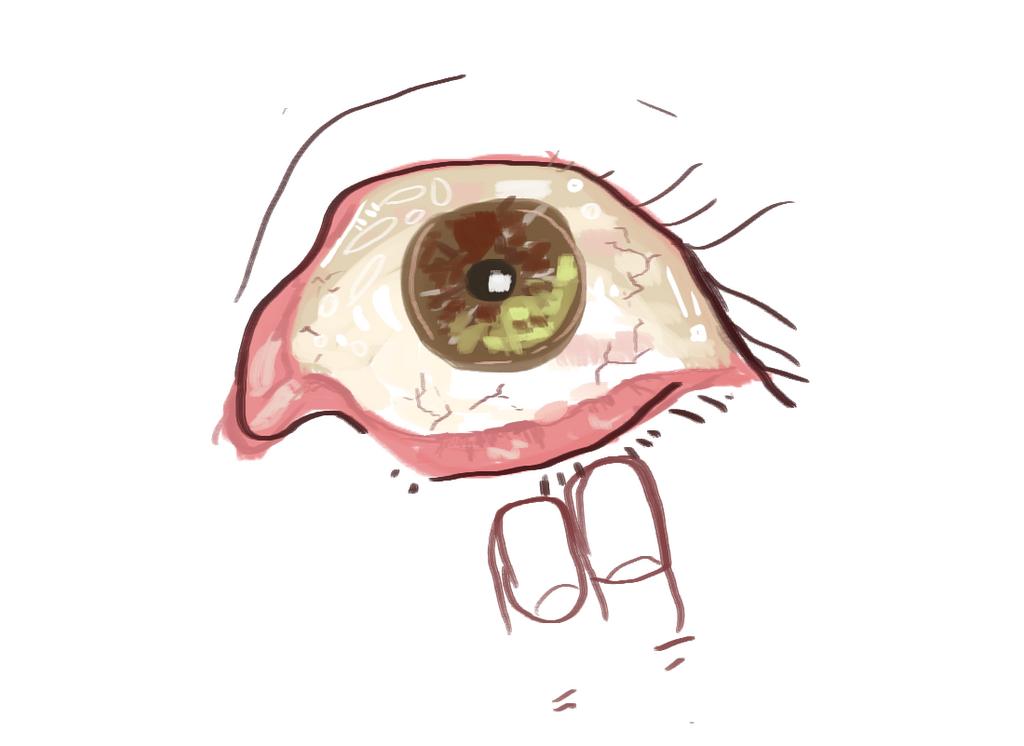 Eye by hadesunderpants