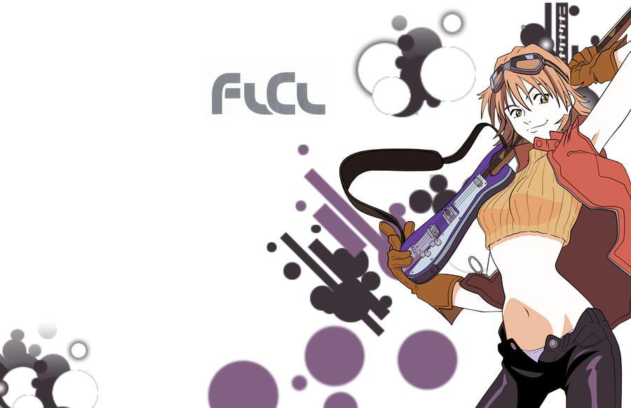 Flcl haruko haruhara by alexmetal on deviantart - Flcl haruko haruhara ...