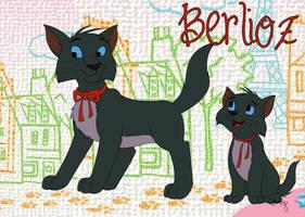 Berlioz by clareybunters