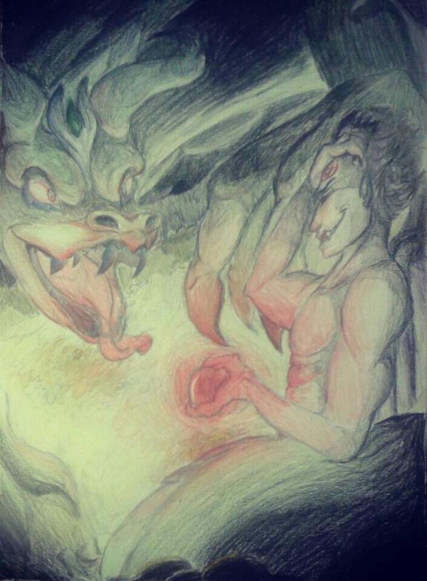The attraction by DarknessRequiems