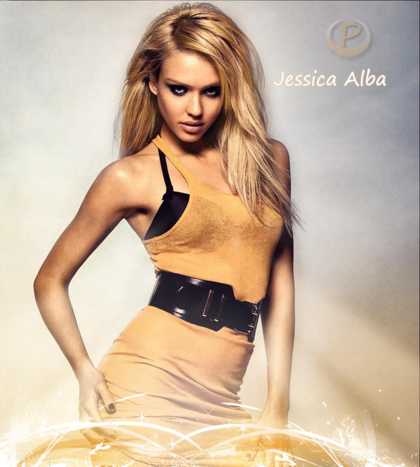 Jessica Alba by ProdigyKid