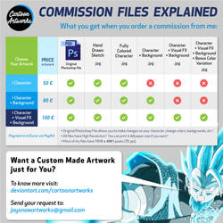Commission Files Explained