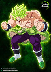 Broly Full Power