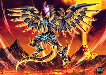 Mystic Dragon OC = COMMISSION