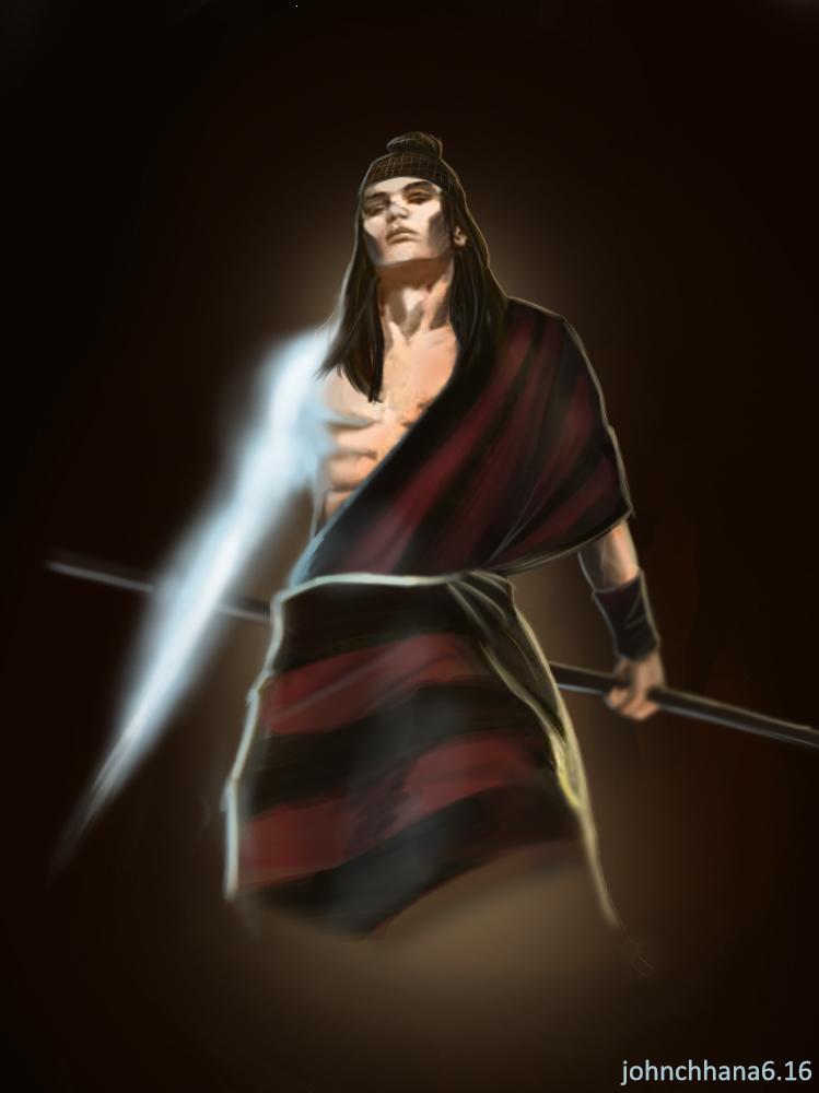 Dawithiam (Wizard) Lalruanga by Chhana
