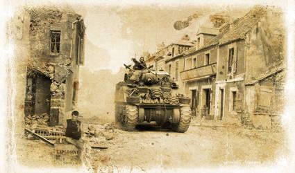 New photo discovered of World War II