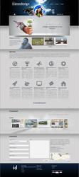 Ivanet Design - 2013 homepage by ivanetfiji