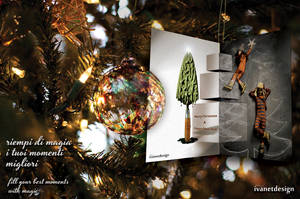 Fill your best moments with magic - Merry Xmas