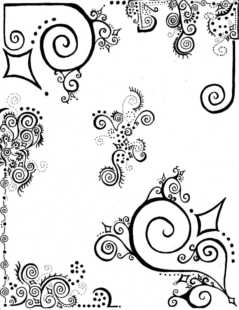 Swirl Pattern Coloring Pages Coloring Pages Swirls Coloring Pages