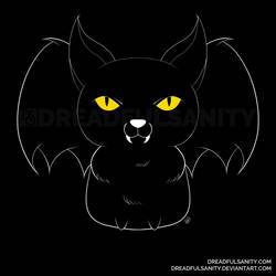 Dreadful Halloween 2020: Gargoyle Meow