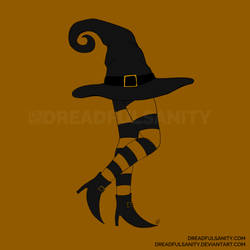 Dreadful Halloween 2020: Witch Legs