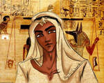 Hetalia - Egypt