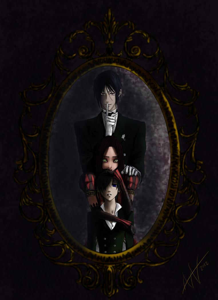 Butler madness by clovercarmen5