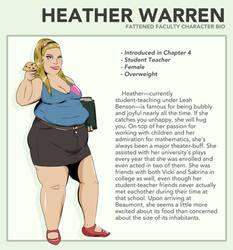 Heather - Fattened Faculty Bio