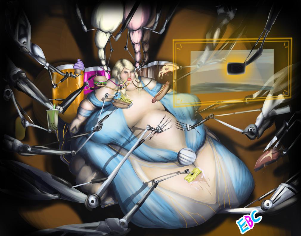 Error Code: Obesification - Case Zero by ExtraBaggageClaim