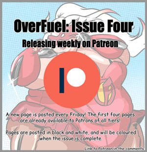 OverFuel: Issue Four