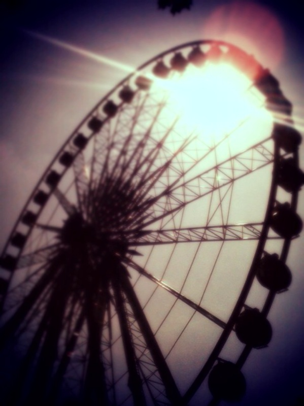 The Wheel by chopeh