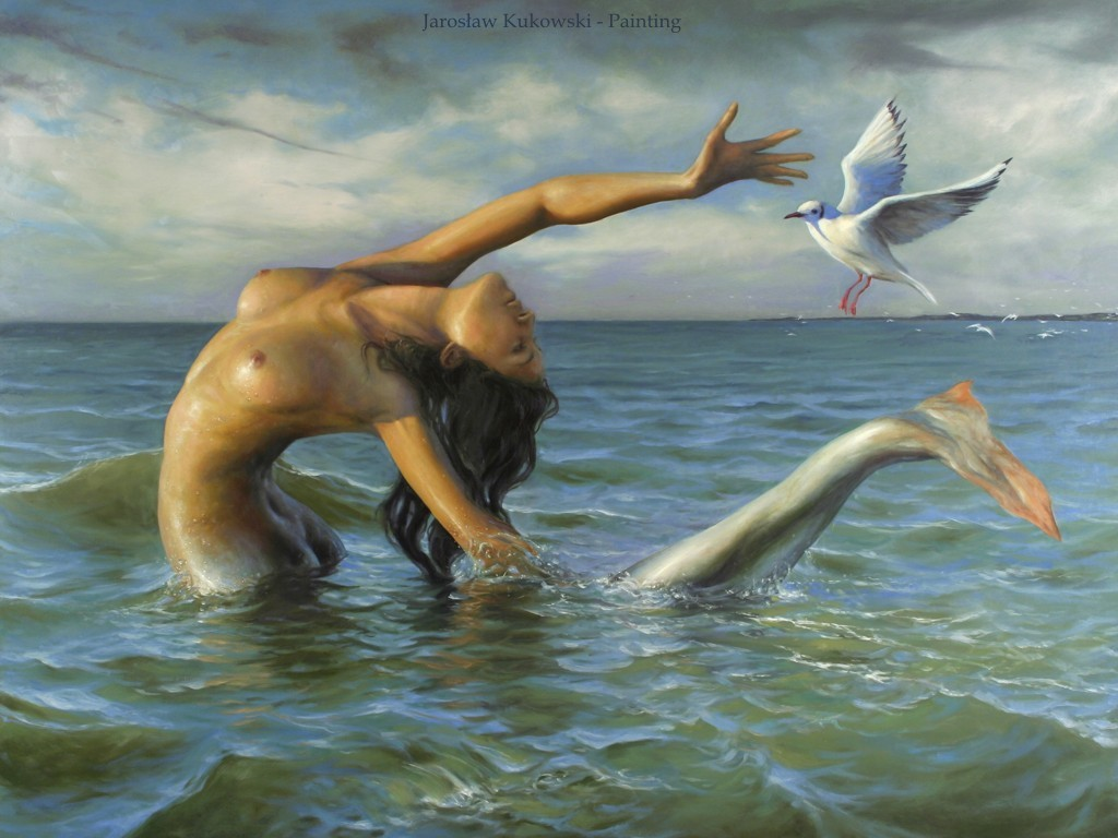 The Last Baltic Mermaid by *Yaro42(Deviant ID) The_Last_Baltic_Mermaid_by_Yaro42
