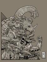 Tyrannos by D-Mexia