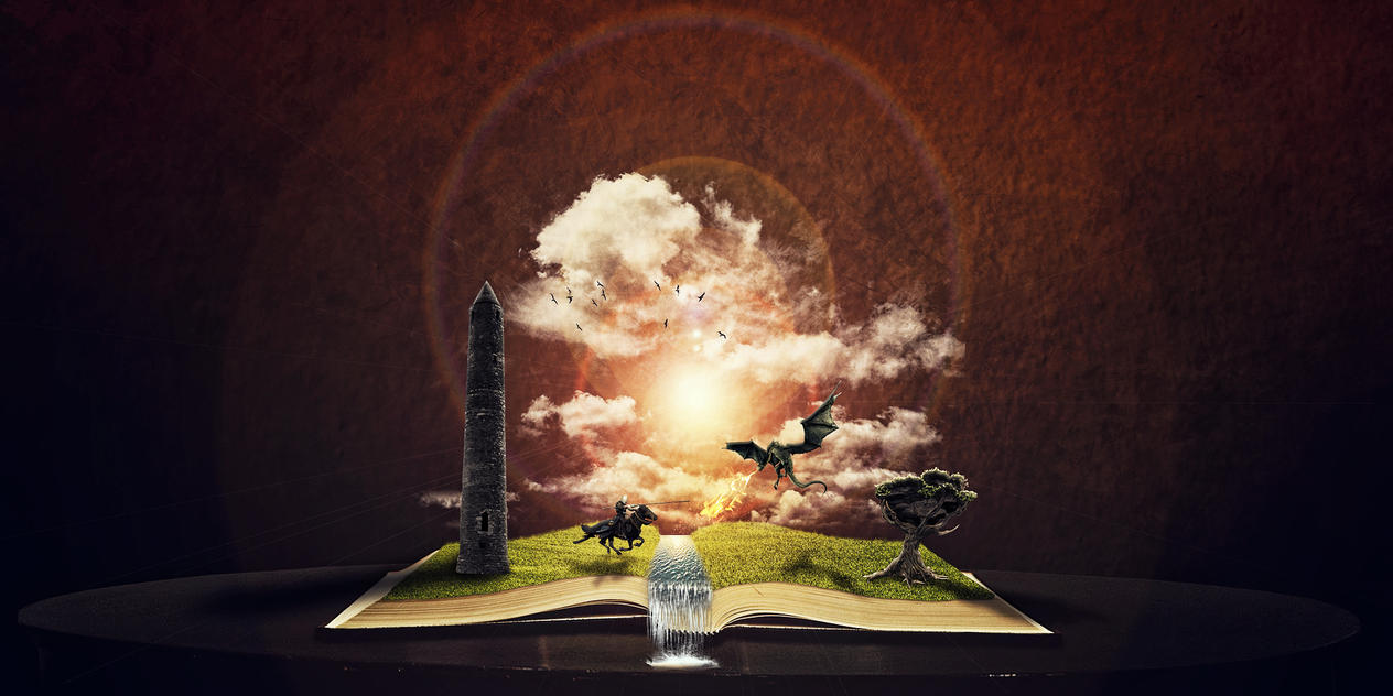 Storybook by FictionChick