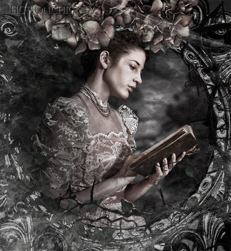 Victorian Portrait by FictionChick