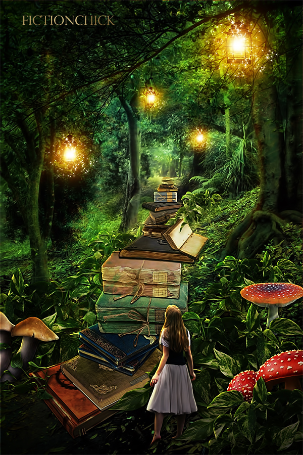 The Book Lover's Journey by FictionChick