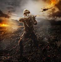 War by FictionChick