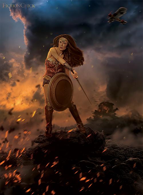 Woman of Wonder by FictionChick