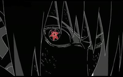 Sasuke Wallpaper Mangekyou Sharingan