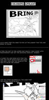 Lineart tutorial 1 by AnimeFanNo1