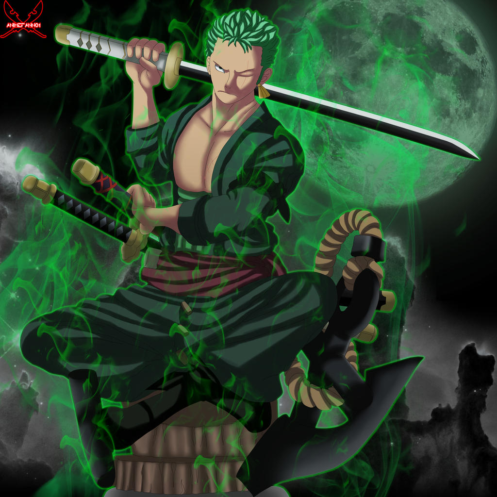 One Piece Wallpaper After 2 Years Zoro