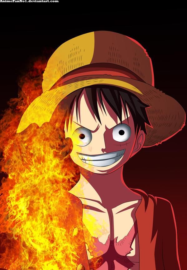 One Piece 699-Red Hawk by AnimeFanNo1 on DeviantArt