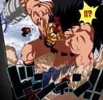 One Piece_Lucy VS Hajrudin