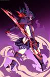 Kill la Kill- Ryuko Matoi