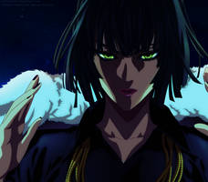 One Punch Man_ Jigoku no Fubuki by AnimeFanNo1