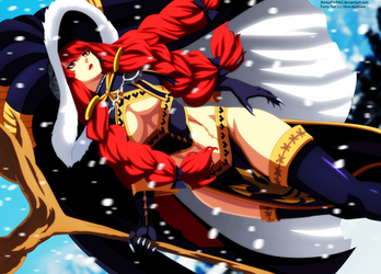 Eileen Belserion_The Scarlet Despair by AnimeFanNo1