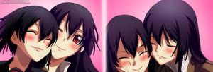 Akame Ga Kill _ Akame and Kurome