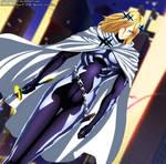 One Punch Man - Lightspeed Flash by AnimeFanNo1