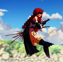 Eileen's Death by AnimeFanNo1